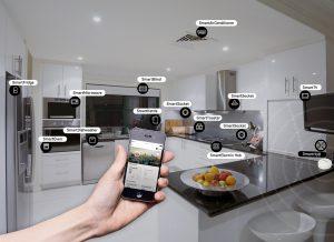 Home Appliances Smart Controller