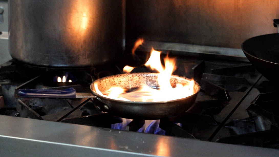Preventive Cooking Fire1
